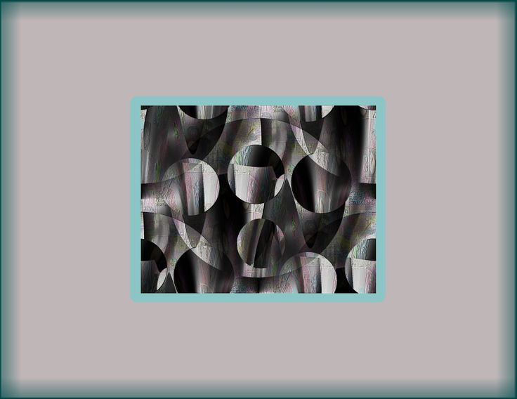 Mozaik serie # 1 by Florencia Mittelbach
