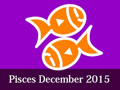 Your Daily, Weekly, Monthly Horoscope Forecast 2016 Susan Miller: Pisces Horoscope Forecast December 2015