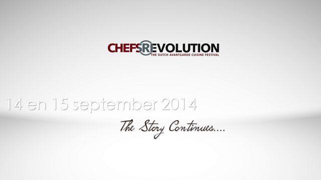Chefs Revolution 2014