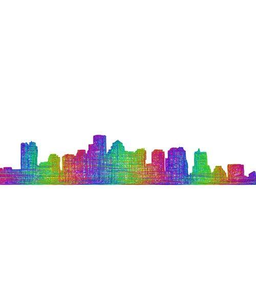 Boston Wall Calendar (Alphabet Cities)