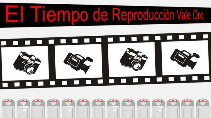 El Tiempo de Reproducción de un Video de Youtube Vale Oro