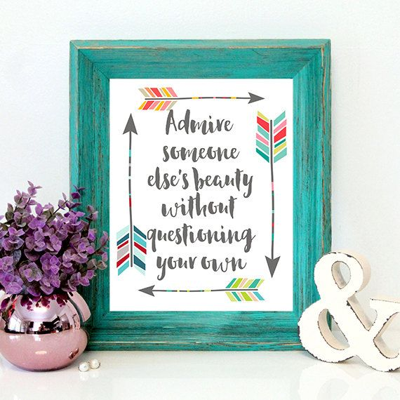 admire someone else's beauty without questioning your own - Buscar con Google