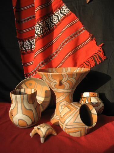 Cucuteni pottery - Romania
