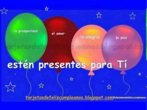 Frases de Feliz Cumpleaños ! tarjetas con música http://tarjetasdefelizcumpleanos.blogspot.com/p/tarjetas-de-cumpleanos-con-musica_24.html