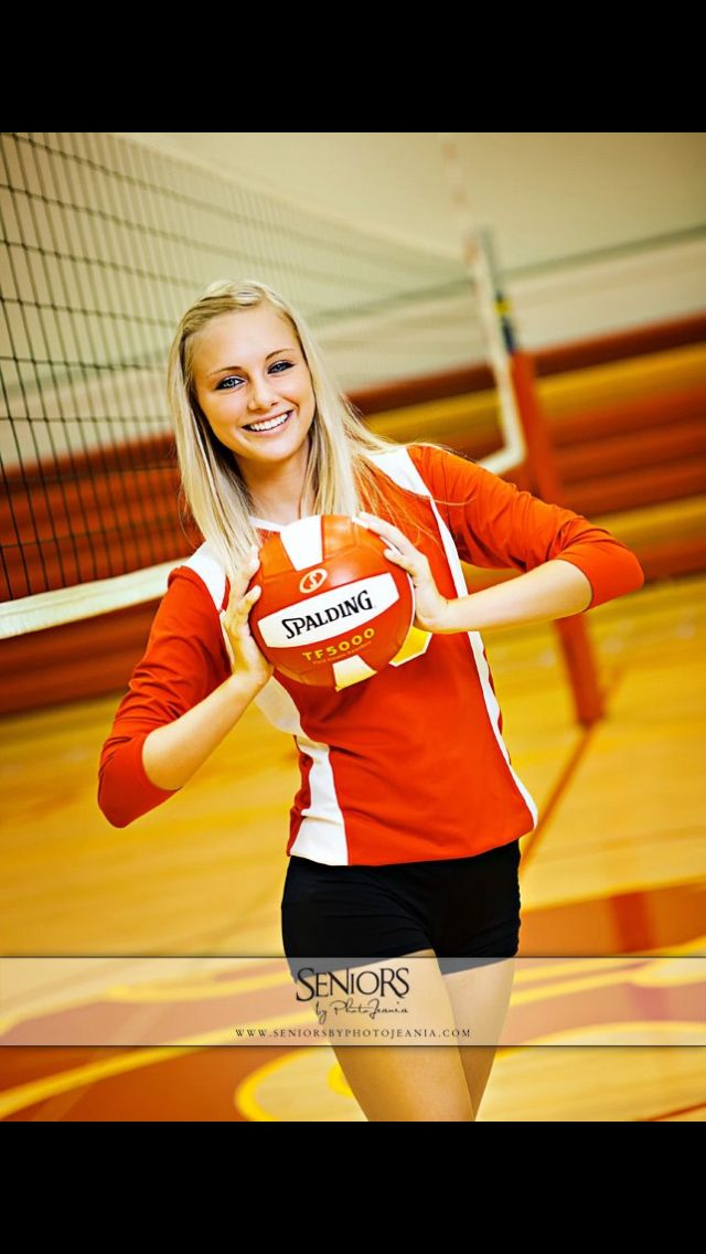 25 best ideas about volleyball senior pictures on