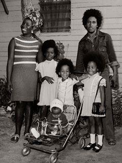 Bob Marley & Family.....