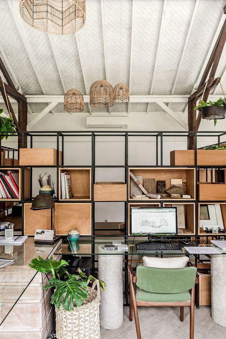 Biombo Architecture Interiors Studio Bali Interiors Interior Interior Design Styles Office Interior Design