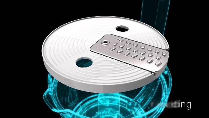 Hotpoint Multifunctional Food Processor