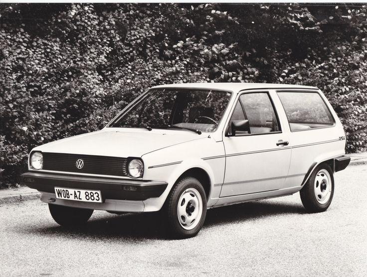 Volkswagen Polo Fox (1985)