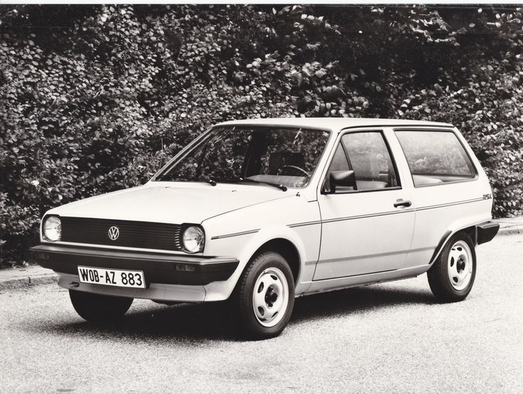 Volkswagen Polo Fox (1985)