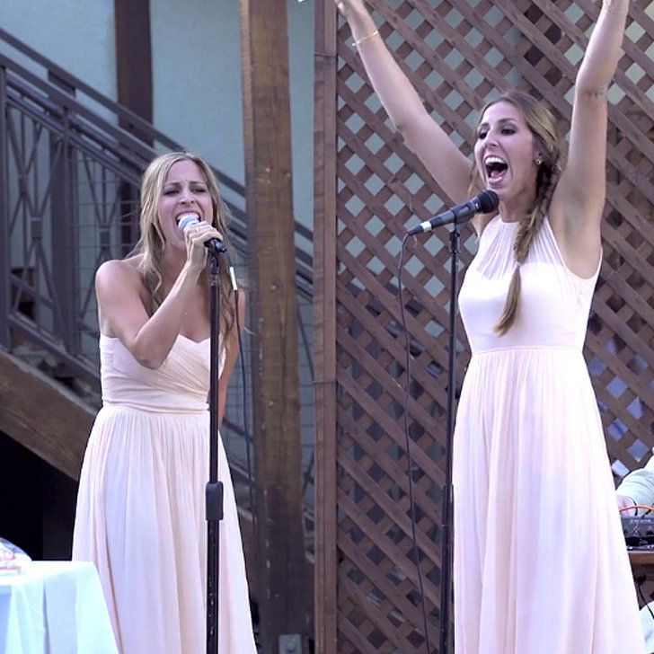 This Is Hands Down the Best Wedding Toast of All Time: No one likes a cliché speech, so these sisters made sure that did not happen at their sister's wedding.