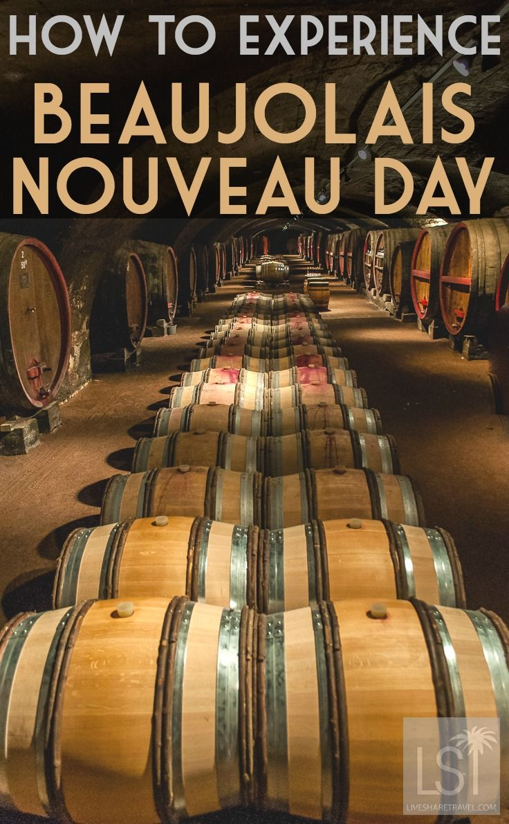 How to experience Beaujolais Nouveau Day - the best wines, our favourite hotels, restuarants and authentic experiences from this fantastic French wine region