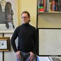 David Howard, 2013. Robert Burns Fellow