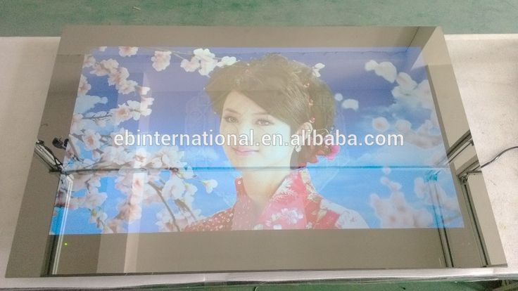 """""""46 inch HD LED Television , manufacturer Hidden Flat Screen Television EB GLASS BRAND"""""""