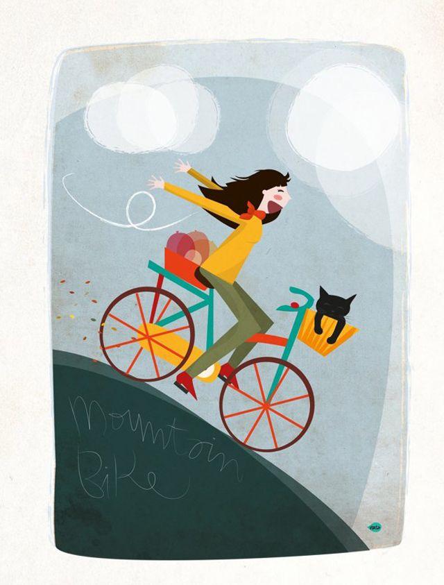 Ilustraciones para un mini cuento escrito por Cristina Camerena e ilustrado por mi, publicado en el número 7 de Kireei Magazine, la revista de las cosas bellas. Ilustración para un artículo publicado en la web de kireeisobre el valor de los pequeños. Ilustración para el número 3 de Kireei.
