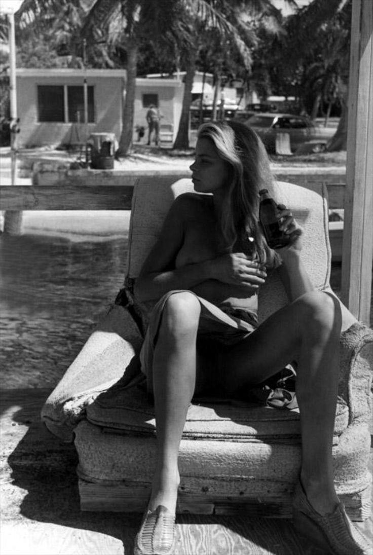 Playboy August 1976 | Kristine DeBell by Helmut Newton