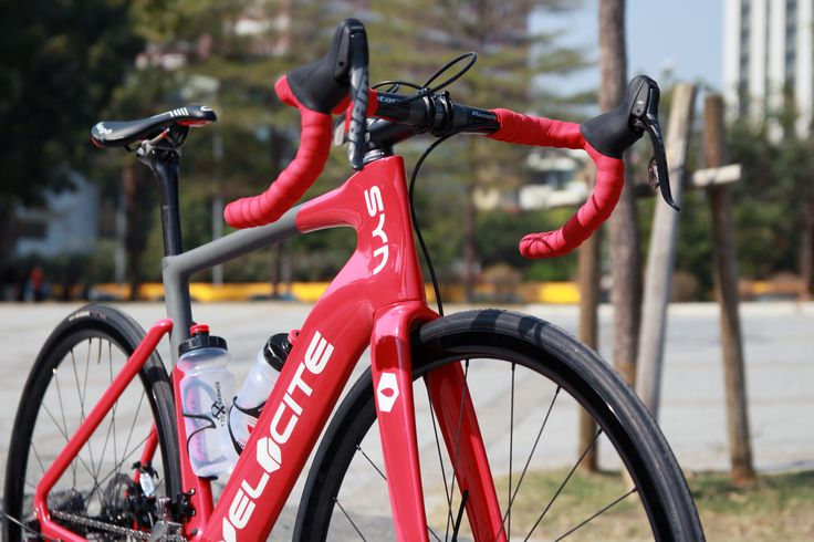 Velocite Syn aero road bike