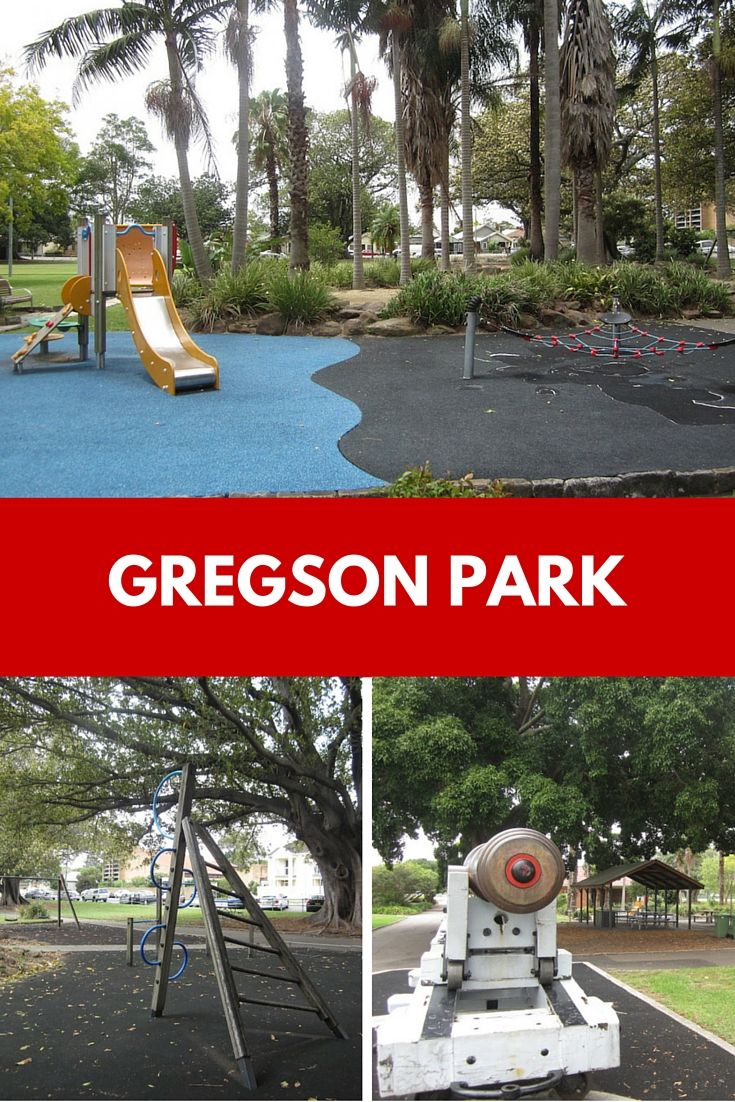 Not far from Hamilton's Beaumont Street is this small shady neighbourhood playground, Gregson Park. Grab a coffee from Beaumont Street and watch your kids play.