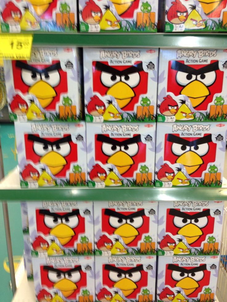 Angry Bird Action game