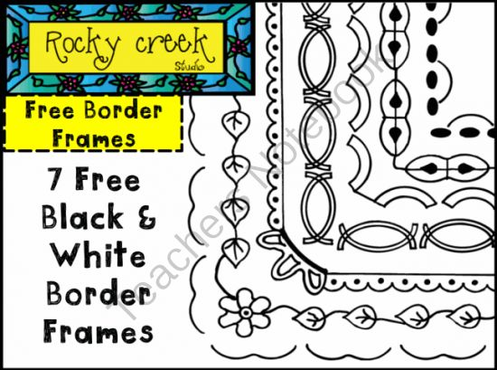 17 Best images about Fonts, borders, and clipart on Pinterest ...