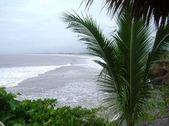 Vista hacia el puerto de Acajutla Acajutla El Salvador