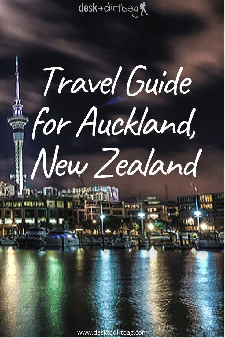 The Only Travel Guide You Ll Need For Auckland New Zealand New