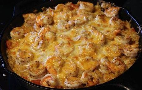 1 lb medium shrimp, peeled and deveined 1 tablespoon pure olive oil 2 tablespoons garlic, finely chopped... 1 1/2...