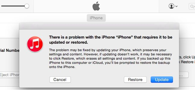 What to Do When iPhone Won't Turn on after iOS Upgrade