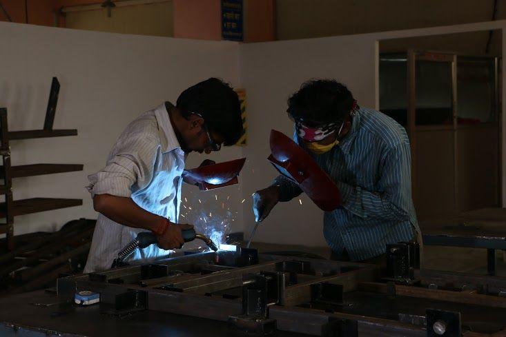 Jangid Motors Workers