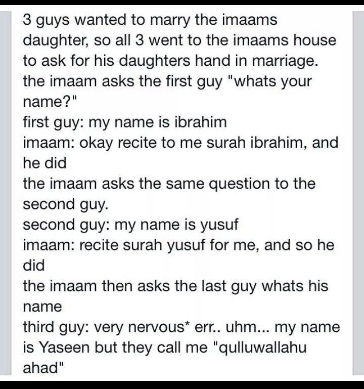 Muslim Humor