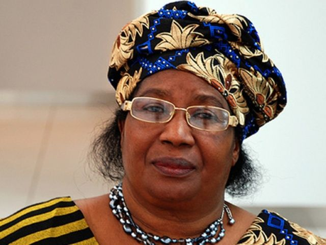 Joyce-Banda Malawi's 4th President, ascended to the Throne after the Sudden death of Bingu waMutharika