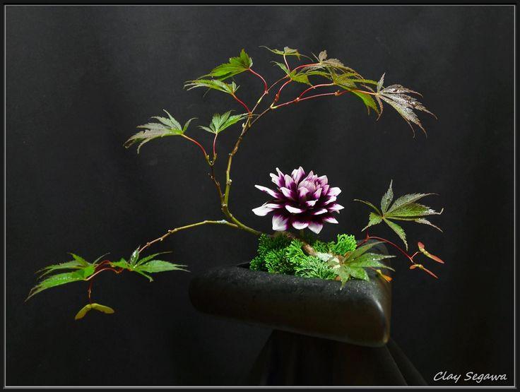 flower art | Ikebana                                                       …