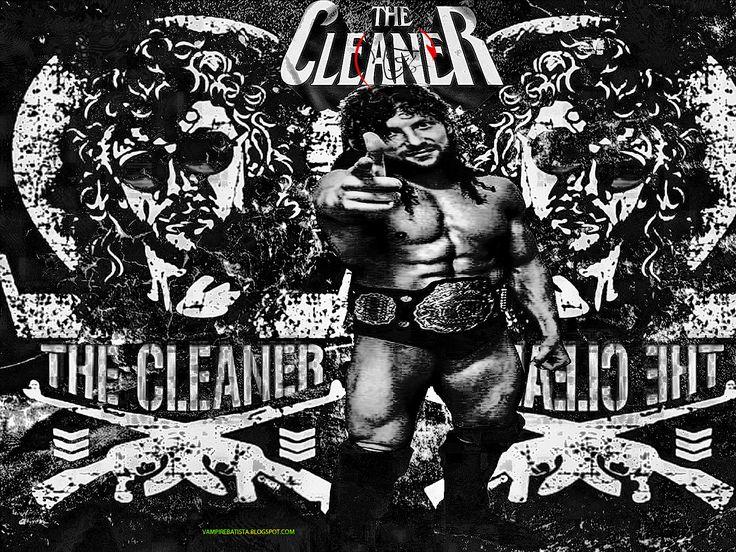 NJPW ROH Kenny Omega Aka The Cleaner