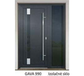 GAVA 990 Anthrazit vchodové dvere