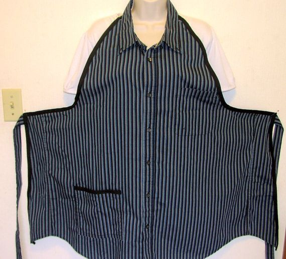 Upcycle Shirt apron