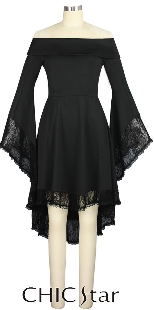 Chic Star | Medieval Gothic Dress $41.00 - Plus size $44.00 or Wholesale (see sight for pricing)  Designed by Amber Middaugh and Jose Maria Ponce Berenguer
