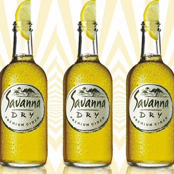 Savanna Premium Dry Cider - South AfricaArt and design inspiration from around the world – CreativeRoots