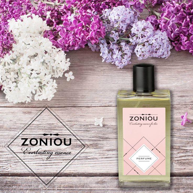 Perfume Lilac by Zoniou! http://bit.ly/1vzzyJr