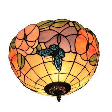88 best Plafonnier tiffany images on Pinterest