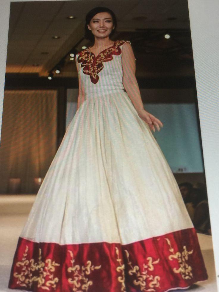 1099 best habesha fashion images on pinterest africans for Habesha dress for wedding