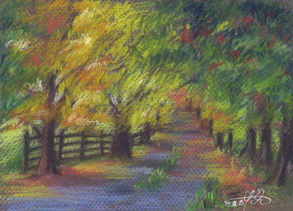 Autumn Joy by Lelixiana
