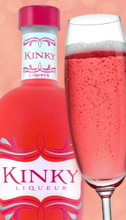 Kinky Bubbles   Ingredients  3 oz.Astoria Lounge Prosecco  2 oz. Kinky Liqueur    Directions  Pour chilled Kinky into a Champagne glass then top off with chilled Prosecco. www.facebook.com/kinkyliqueur: Kinky Vodka Drinks, Liqueurs Direction, Direction Pour, Champagne Glasses, Kinky Liqueurs, Lounge, Orange Liqueurs, Cocktails Drinks, Blood Orange