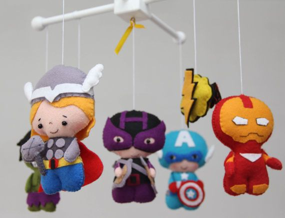 Hey, I found this really awesome Etsy listing at https://www.etsy.com/listing/263454653/baby-mobile-super-hero-mobile