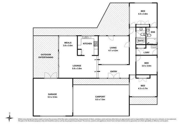 floor plans similar to mid century modern style | Mid Century Modern Home Plans Mid century modern house plans