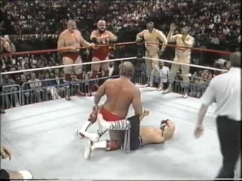 Arn Anderson Spinebuster