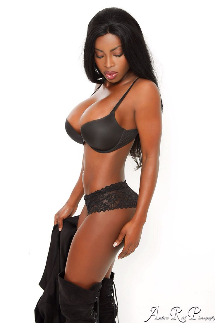 hot ebony