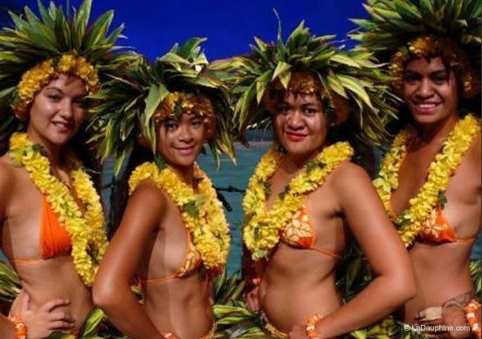 S'initier aux danses Tahitiennes   #Polynesie  