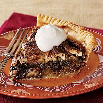 tipsy chocolate pecan pie recipe more chocolates pies cobblers dessert ...