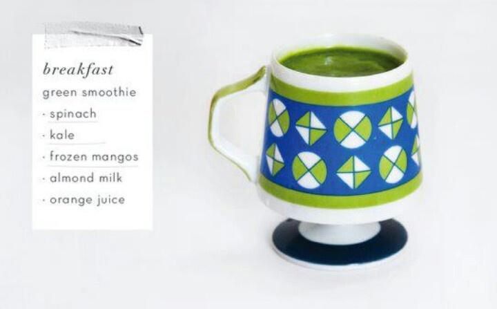 Breakfast Green