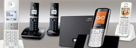 DECT-Telefone im Test! Die Vorteile der neuen DECT-Telefone zeigt dieser Test. Wer über eine FRITZ!Box mit ROL Voice telefoniert, spart bares Geld: keine Grundgebühr, keine Kosten bei Verbindungsaufbau, keine Fixkosten und super günstige Tarife in alle Fest- und Mobilnetze sowie zum unschlagbar günstigen Einheitstarif ins EU-weite Festnetz und in die Schweiz!  FRITZ!Boxen und DECT-Telefone im www.ROLstore.it Mehr zu ROL Voice auf www.raiffeisen.net